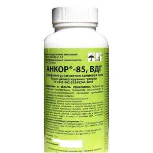 Гербицид (средство от сорняков) Анкор-85, 150гр