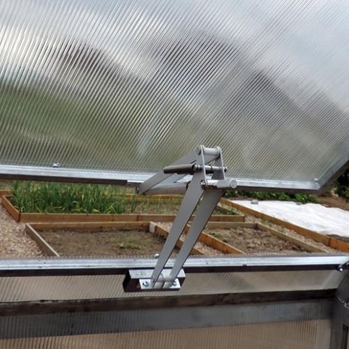Автоматический открыватель форточек теплицы Ботаник
