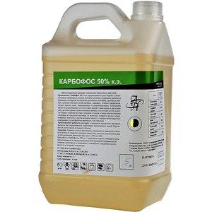 Карбофос 50% К.Э. Средство от клопов, тараканов, муравьев