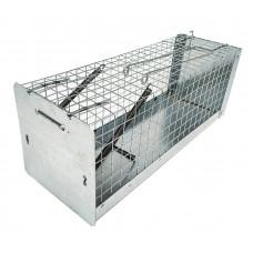 Гуманная крысоловка клетка, металлическая