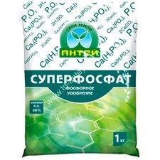 Суперфосфат Фосфорное удобрение (Антей), 1 кг
