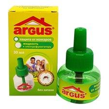 Argus жидкость от комаров для электрофумигатора без запаха, 30 мл
