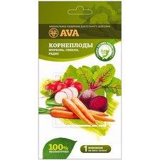 Удобрение AVA для корнеплодов 100 гр. (дой-пак)
