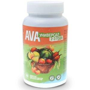 Удобрение AVA (АВА) универсал 2-3 года (гранулы) 800г.