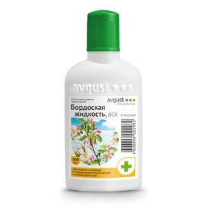 Средство от болезней растений Бордоская жидкость, 100 мл