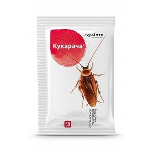 Кукарача гранулы от тараканов, чешуйниц и мокриц, 50гр