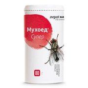 Средство от всех видов мух Мухоед Cупер, 80г