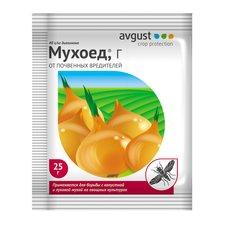 Средство для борьбы с капустной и луковой мухой Мухоед, 25 г