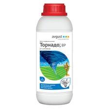 Гербицид для борьбы со всеми видами сорняков Торнадо, 1 литр