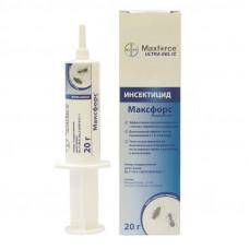 Максфорс (Maxforce) инсектицидный гель от тараканов в шприце