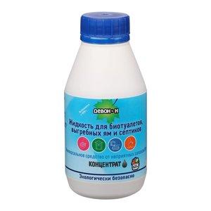 Девон Н, Жидкость для биотуалетов, выгребных ям и септиков, 250мл