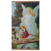 Гибкий обогреватель на стену «Домашний очаг» Ангел хранитель
