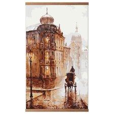 Гибкий пленочный обогреватель настенный «Домашний очаг» Прага