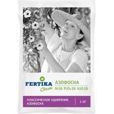 Удобрение Фертика Азофоска (N–16%, P–16%, K–16%)
