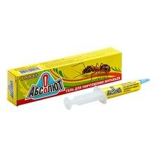 Гель против муравьев Абсолют (шприц)