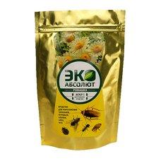 Концентрат сухой против тараканов, клопов ЭКО Абсолют Ромашка (пиретрум), 250г.