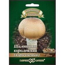 Мицелий грибов Шампиньон Королевский (Коричневый)