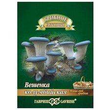 Мицелий грибов Вешенка Колумбийская, 12шт