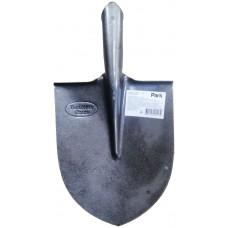 Штыковая лопата из рельсовой стали, 275х220