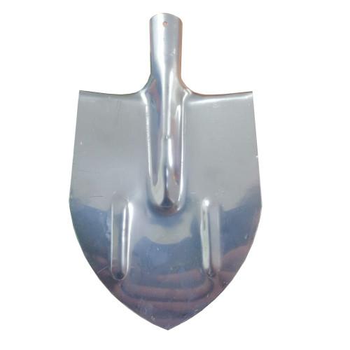 Штыковая лопата из нержавеющией стали, 265х200