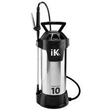 Промышленный опрыскиватель IK INOX 10 из нержавеющей стали, 10л