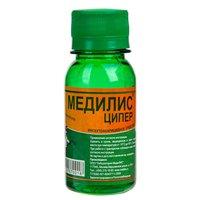 Средство Медилис-ципер от комаров, клопов и клещей (инсектоакарицид), 50мл