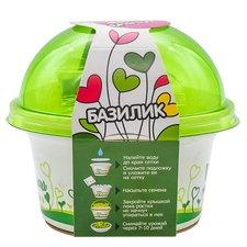 Набор для выращивания «Моя микрозелень» Базилик
