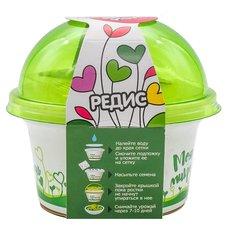 Комплект для выращивания «Моя микрозелень» Редис