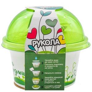 Комплект для выращивания «Моя микрозелень» Рукола