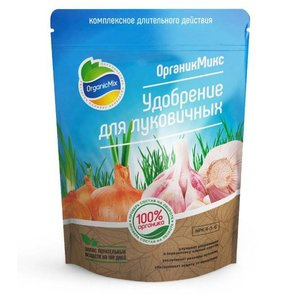 """Удобрение """"OrganikMix"""" для луковичных, 850гр"""