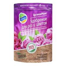 Удобрение OrganikMix для роз и цветов, 850г