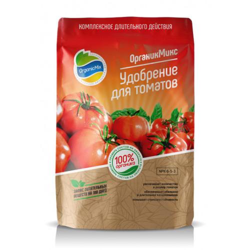 """Удобрение """"OrganikMix"""" для томатов, 850гр"""