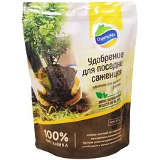 "Удобрение ""OrganicMix"" для посадки саженцев 850гр"