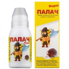 Инсектицидное средство от клопов, тараканов Палач Super (Супер), 100 мл