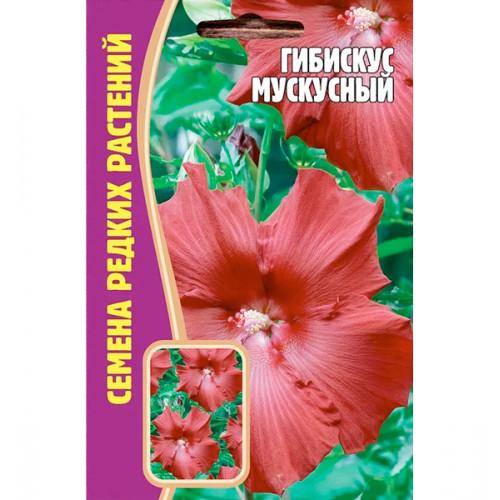 Семена Цветов Гибискус Мускусный, 5 сем.
