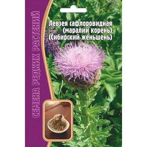 Семена Левзея сафлоровидная (Сибирский женьшень), 10 сем.
