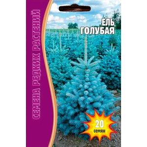 Семена цветов Ель Голубая