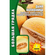 Семена дыня Колхозница, 2 гр.