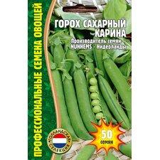 Семена Горох Сахарный Карина, 50 сем.