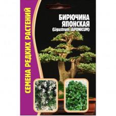 Семена Бирючина Японская Бонсай, 12 сем.