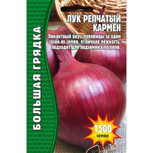 Семена Лук Репчатый Кармен, 1000 сем.