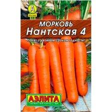 Семена морковь НАНТСКАЯ-4 (Аэлита), 10г