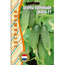 Семена Огурец Корнишон Эколь F1, 8 сем.