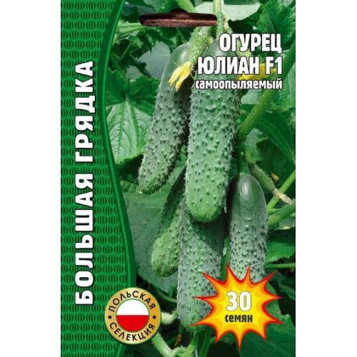 Семена огурец Юлиан F1, 30 сем.