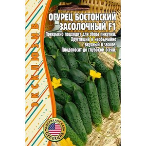 Семена Огурец Бостонский засолочный F1, 15 сем.