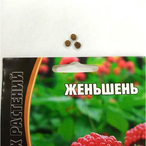 Семена Женьшень, 3шт