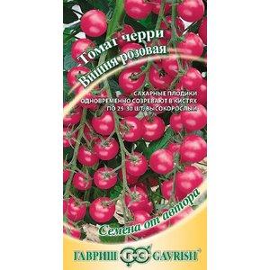 Семена томат ВИШНЯ РОЗОВАЯ (Рапунцель), 0,05г