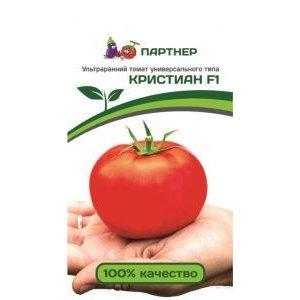 Семена Партнер томат Кристиан F1, 0.1