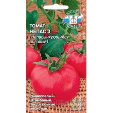 Семена Томат Непас 3 (Непасынкующийся розовый), 0,1г
