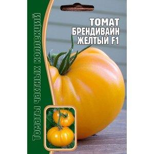 Семена томат Брендивайн желтый F1, 12 сем.